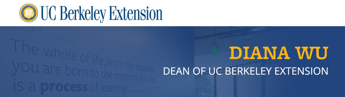 Dean of UC Berkeley Extension