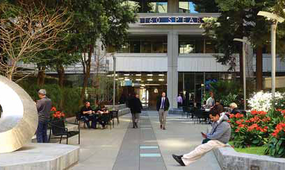 Berkeley San Francisco Campus